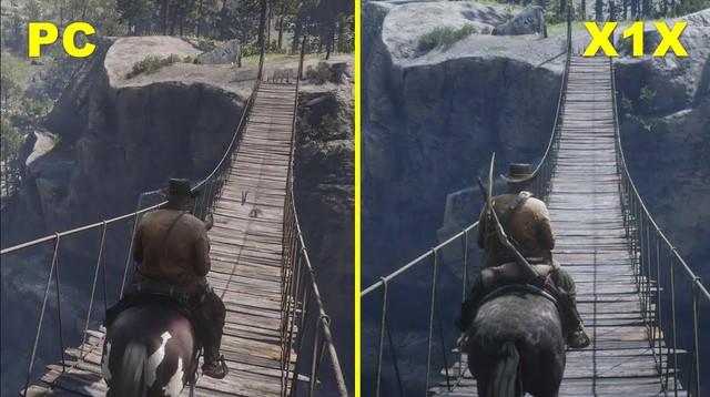 So sánh đồ họa Red Dead Redemption 2 trên Console và PC - Ảnh 1.