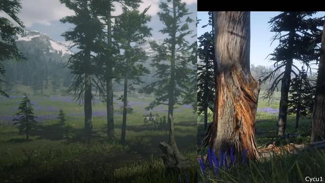 So sánh đồ họa Red Dead Redemption 2 trên Console và PC - Ảnh 2.