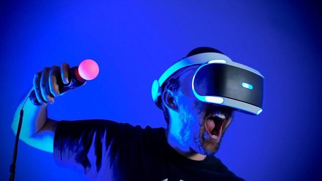 Game thực tế ảo sẽ hoạt động ra sao trên PS5? - Ảnh 1.