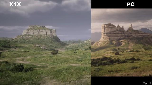So sánh đồ họa Red Dead Redemption 2 trên Console và PC - Ảnh 4.