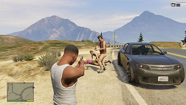 GTA và những khoảnh khắc bạn không nên để phụ huynh bắt gặp - Ảnh 4.