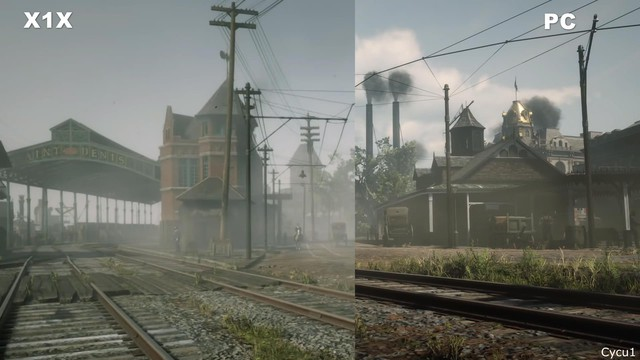 So sánh đồ họa Red Dead Redemption 2 trên Console và PC - Ảnh 5.