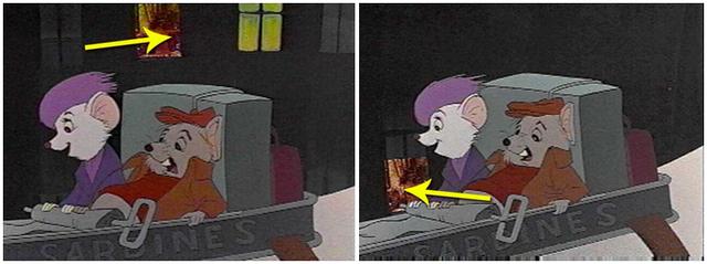 Sự thật điên rồ phía sau những bộ phim hoạt hình nổi tiếng của Disney - Ảnh 2.