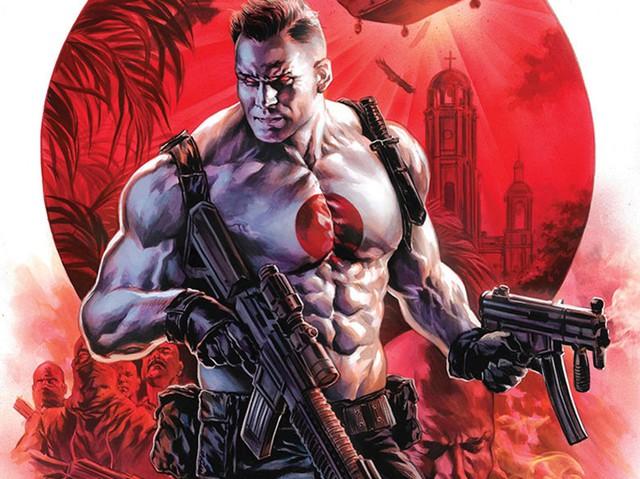 Chán làm quái xế Vin Diesel hóa thân thành siêu anh hùng trong trailer mới của Bloodshot - Ảnh 2.