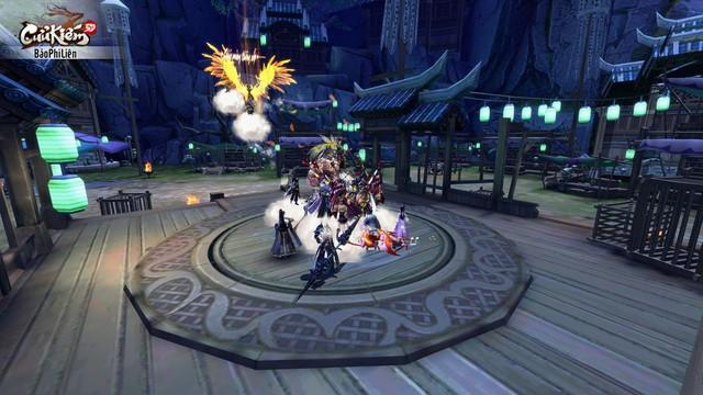 Hậu Alpha Test, cùng điểm lại những khoảnh khắc ấn tượng trong Cửu Kiếm 3D khiến mọi game thủ không thể quên được - Ảnh 8.
