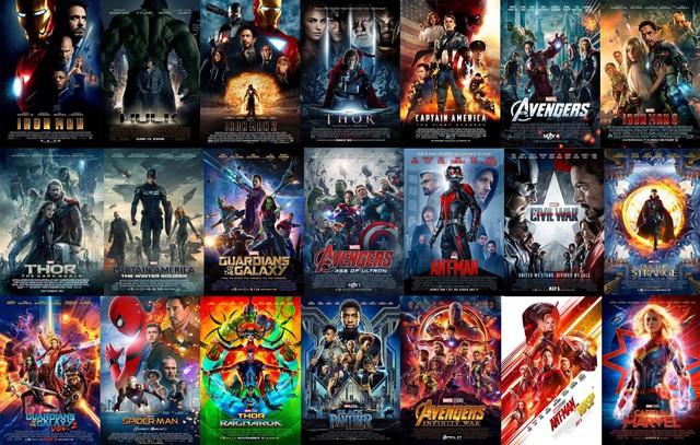 Avengers: Endgame và nhiều bom tấn của MCU được fan made thành bộ phim 5 tiếng - Ảnh 1.