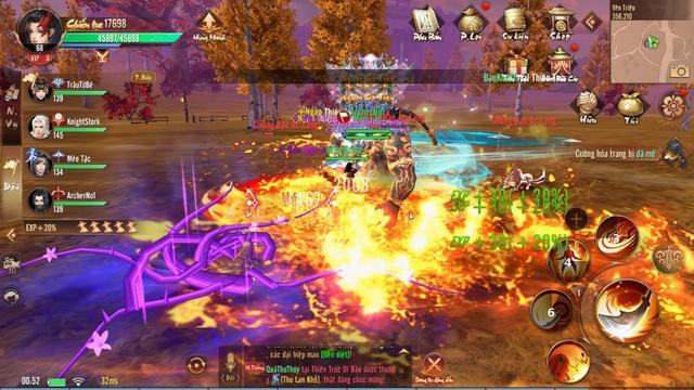 Hậu Alpha Test, cùng điểm lại những khoảnh khắc ấn tượng trong Cửu Kiếm 3D khiến mọi game thủ không thể quên được - Ảnh 1.
