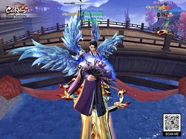 Hậu Alpha Test, cùng điểm lại những khoảnh khắc ấn tượng trong Cửu Kiếm 3D khiến mọi game thủ không thể quên được - Ảnh 3.