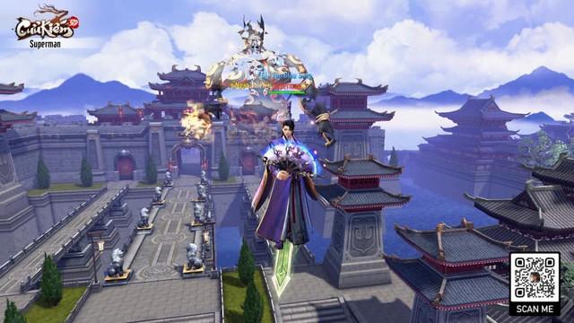 Hậu Alpha Test, cùng điểm lại những khoảnh khắc ấn tượng trong Cửu Kiếm 3D khiến mọi game thủ không thể quên được - Ảnh 7.