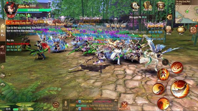 Hậu Alpha Test, cùng điểm lại những khoảnh khắc ấn tượng trong Cửu Kiếm 3D khiến mọi game thủ không thể quên được - Ảnh 10.