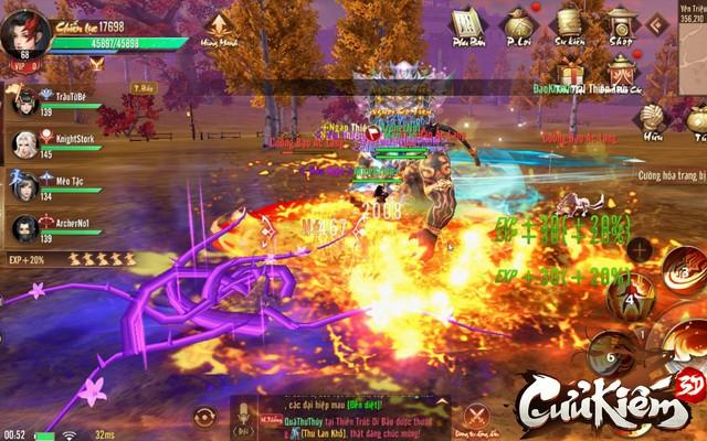 Game thủ duy nhất đập thành công cây Vũ Khí +14 trong Cửu Kiếm 3D Alpha Test: Tưởng nhân tài mới nổi ai ngờ lão đại làng game - Ảnh 2.