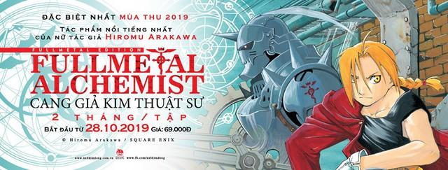 Fullmetal Alchemist – Cang Giả Kim Thuật Sư bản đặc biệt: Ấn phẩm manga chất lượng không thể bỏ qua trong mùa thu này! - Ảnh 1.