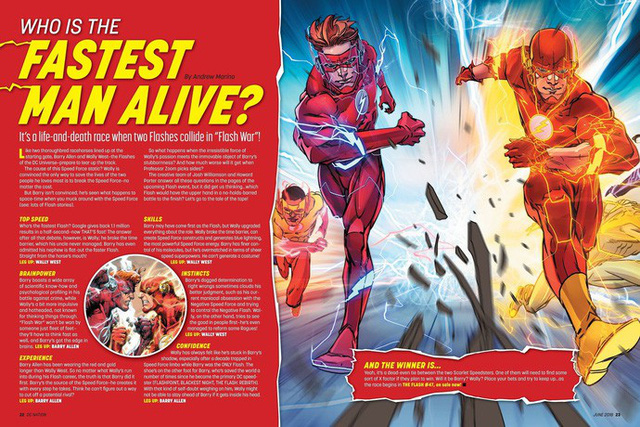 The Flash Wally West chính thức trở thành kẻ nhanh nhất ĐA VŨ TRỤ DC - Ảnh 5.
