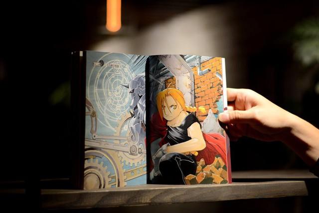 Fullmetal Alchemist – Cang Giả Kim Thuật Sư bản đặc biệt: Ấn phẩm manga chất lượng không thể bỏ qua trong mùa thu này! - Ảnh 3.