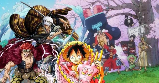 One Piece: Luffy mặc giáp samurai và 3 chi tiết trong arc Wano đã được Oda ngầm báo từ hơn 600 chương trước - Ảnh 3.