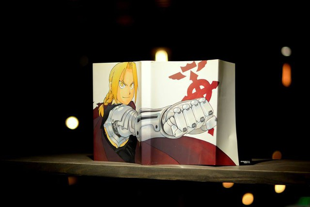 Fullmetal Alchemist – Cang Giả Kim Thuật Sư bản đặc biệt: Ấn phẩm manga chất lượng không thể bỏ qua trong mùa thu này! - Ảnh 4.