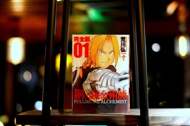 Fullmetal Alchemist – Cang Giả Kim Thuật Sư bản đặc biệt: Ấn phẩm manga chất lượng không thể bỏ qua trong mùa thu này! - Ảnh 5.