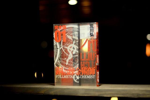 Fullmetal Alchemist – Cang Giả Kim Thuật Sư bản đặc biệt: Ấn phẩm manga chất lượng không thể bỏ qua trong mùa thu này! - Ảnh 6.