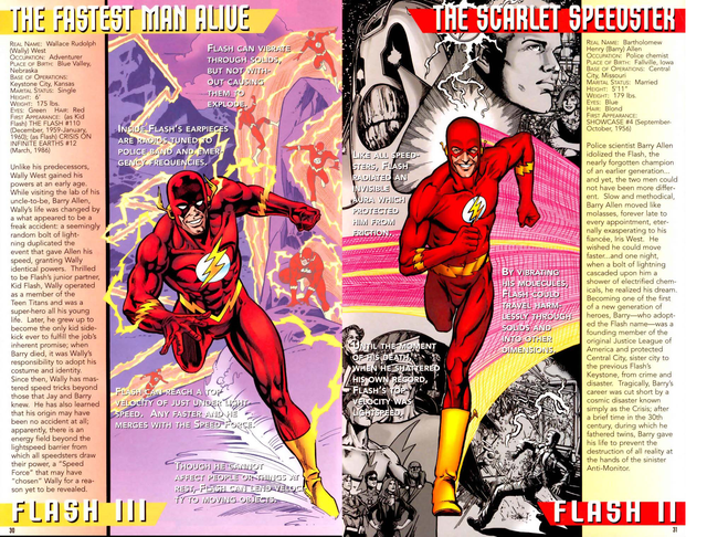 The Flash Wally West chính thức trở thành kẻ nhanh nhất ĐA VŨ TRỤ DC - Ảnh 4.