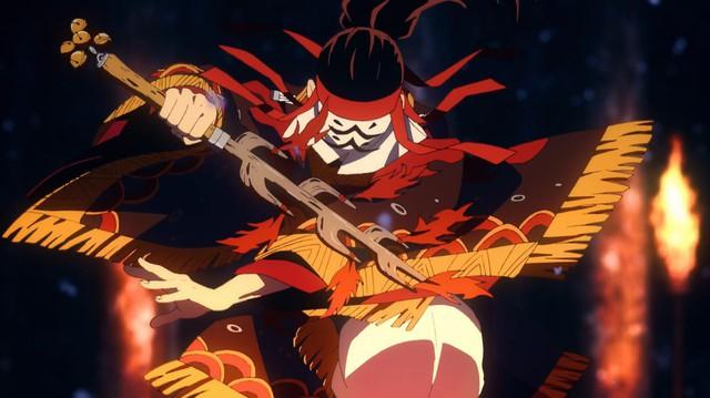 Kimetsu no Yaiba: Mối liên quan giữa điệu múa truyền thống của nhà Tanjiro và thần thoại Nhật Bản - Ảnh 1.