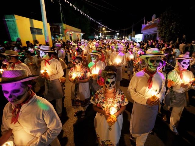 Khám phá lễ hội Halloween của từng nước trên thế giới: Việt Nam có ngày lễ ma quỷ không? - Ảnh 2.