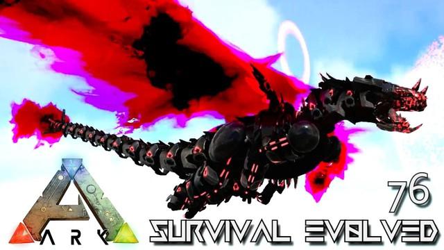 Những con rồng có thân hình bodoi nhất trong ARK: Survival Evolved (P.3) - Ảnh 2.