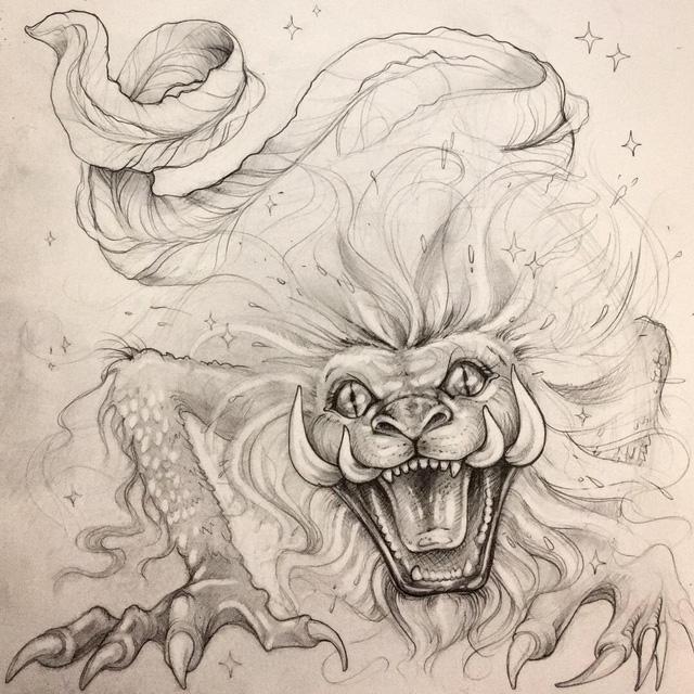 Zouwu - Sinh vật huyền bí bậc nhất trong thế giới Harry Potter - Ảnh 4.