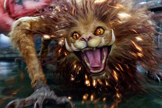 Zouwu - Sinh vật huyền bí bậc nhất trong thế giới Harry Potter - Ảnh 1.