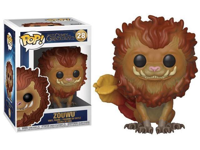 Zouwu - Sinh vật huyền bí bậc nhất trong thế giới Harry Potter - Ảnh 8.