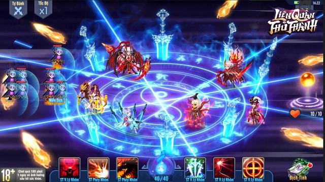 """Liên Quân Thủ Thành: Game Tower Defense diệt quỷ cực """"cuốn"""" sắp ra mắt tháng 11 - Ảnh 2."""