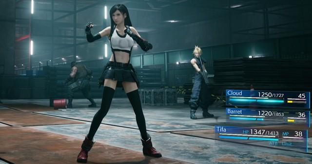 Ngột thở với cosplay Tifa siêu nóng bỏng của thiên thần gốc Việt - Ảnh 8.