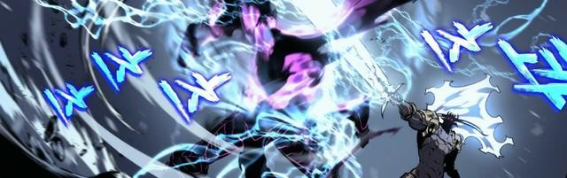 Solo Leveling chương 87: Sung Jin Woo hạ gục Vua Quỷ Baran, đột phá lên cấp độ 97 - Ảnh 3.