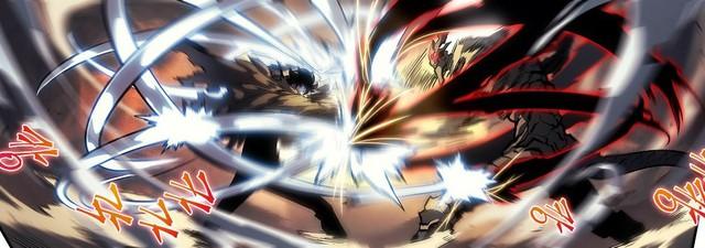 Solo Leveling chương 87: Sung Jin Woo hạ gục Vua Quỷ Baran, đột phá lên cấp độ 97 - Ảnh 6.