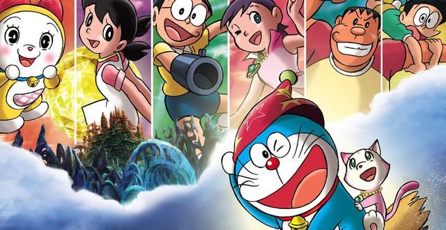 Nobita và chuyến phiêu lưu vào xứ quỷ - Tập truyện dài u ám nhất trong vũ trụ Doraemon - Ảnh 3.
