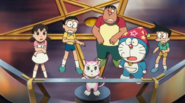 Nobita và chuyến phiêu lưu vào xứ quỷ - Tập truyện dài u ám nhất trong vũ trụ Doraemon - Ảnh 1.