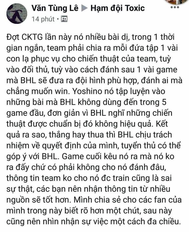 LMHT: GAM và Tinikun bị cáo buộc đối xử bất công với tuyển thủ, người trong cuộc nói gì? - Ảnh 7.