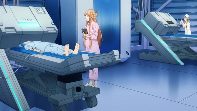 Sword Art Online mùa 4 tập 3: Asuna và vai phản diện mới tiến vào Underworld, cuộc chiến bắt đầu gay cấn - Ảnh 4.