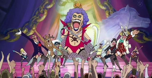 One Piece: 10 nhân vật kỳ lạ và thú vị nhất thế giới hải tặc (Phần 2) - Ảnh 5.