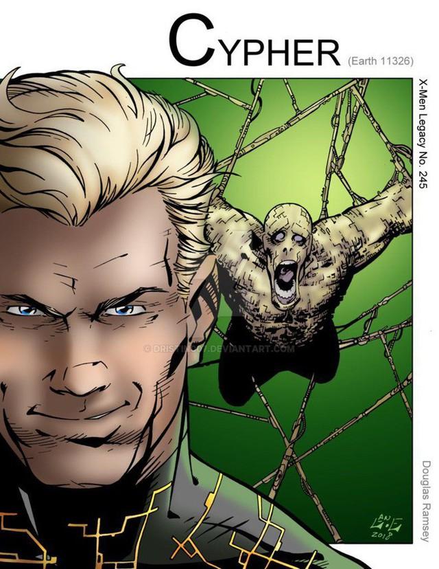 Cypher - Anh hùng tưởng chừng vô dụng nhất Marvel, nhưng vào thời điểm hiện tại thì lại rất mạnh - Ảnh 1.