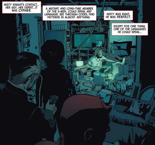 Cypher - Anh hùng tưởng chừng vô dụng nhất Marvel, nhưng vào thời điểm hiện tại thì lại rất mạnh - Ảnh 4.