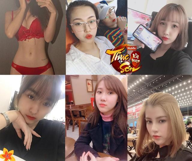 3 hot girl thế hệ mới vừa được khai quật trong Thục Sơn Kỳ Hiệp Mobile, vị trí số 2 khiến 500 anh em bỏng mắt - Ảnh 1.