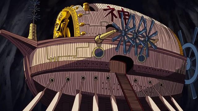 Oro Jackson và 10 con tàu hải tặc khét tiếng nhất đã xuất hiện trong One Piece - Ảnh 4.