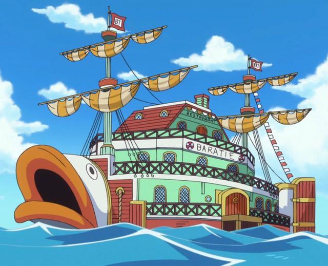 Oro Jackson và 10 con tàu hải tặc khét tiếng nhất đã xuất hiện trong One Piece - Ảnh 6.