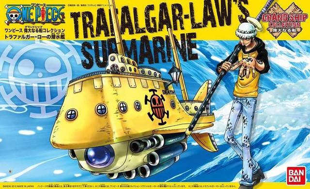 Oro Jackson và 10 con tàu hải tặc khét tiếng nhất đã xuất hiện trong One Piece - Ảnh 2.