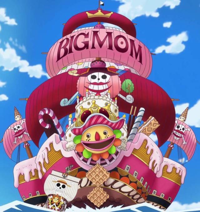 Oro Jackson và 10 con tàu hải tặc khét tiếng nhất đã xuất hiện trong One Piece - Ảnh 3.