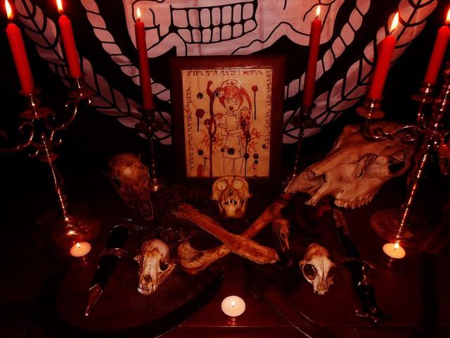 5 nguyên liệu luyện bùa ngải được làm từ cơ thể con người: Từ phép Voodoo cho đến Thiên Linh Cái - Ảnh 5.