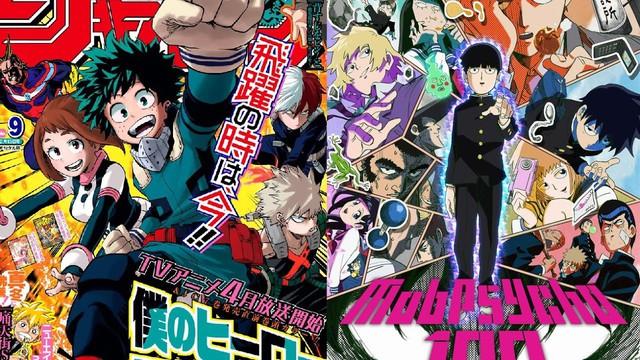 My Hero Academia xuất sắc giành giải manga hay nhất tại Harvey Awards - Ảnh 3.