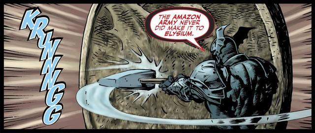 Golden Drachma: Vũ khí triệu hồi đội quân linh hồn của Thần Chiến Tranh Batman - Ảnh 6.