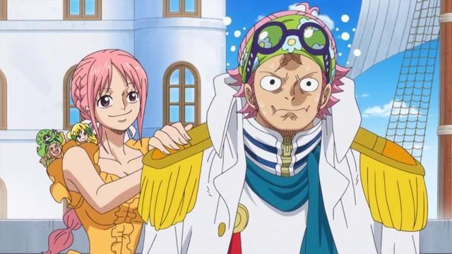 One Piece: Hé lộ thông tin về nhân vật đã đặt biệt danh cho 3 vị đô đốc hải quân đời đầu - Ảnh 3.