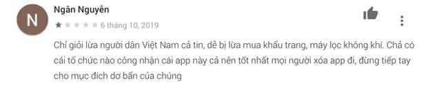 Đại diện AirVisual: Chúng tôi gỡ app vì bị quá nhiều người Việt đánh giá 1* - Ảnh 4.